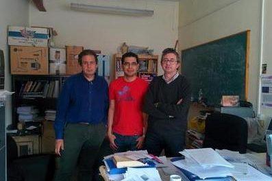 Científicos de Granada miden la fuerza nuclear fuerte con la mayor precisión hasta la fecha