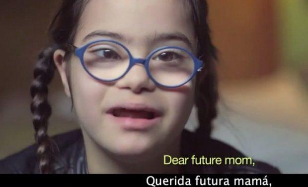"""Querida futura mamá, no tengas miedo"""