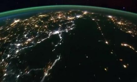 Visión de conjunto: sensaciones de los astronautas al volver a la Tierra