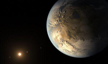 Descubren el exoplaneta más parecido a la Tierra que podría albergar agua líquida