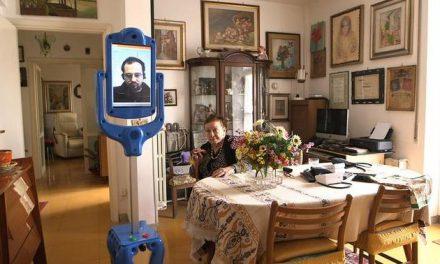 Consorcio europeo desarrolla un robot de asistencia a personas mayores