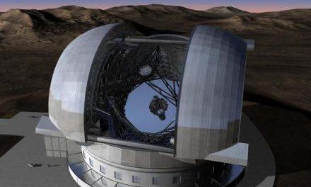 Proyecto de construcción del telescopio más grande del mundo