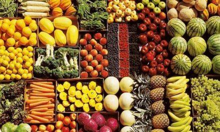 Reduce los niveles de pesticidas en tu cuerpo alimentándote de comida orgánica