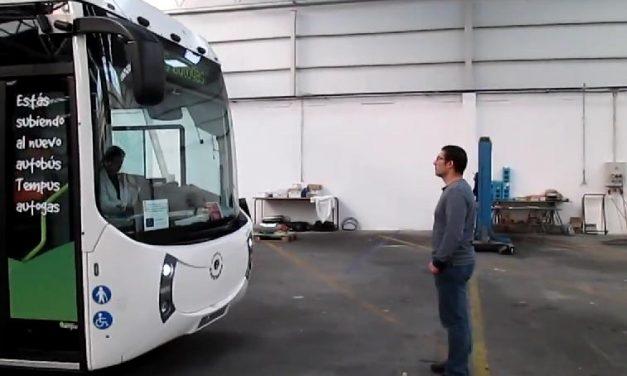 Crean un sistema de seguridad para que autobuses detecten peatones en las inmediaciones