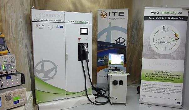 Vehículos eléctricos que almacenan y venden energía