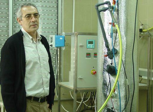 Premian un prototipo de tratamiento de aguas residuales de la Universidad de Valladolid
