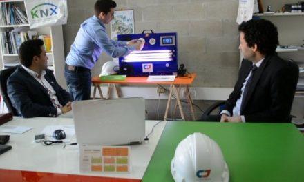 Dos 'spin-off' de la UPCT aspiran a un premio internacional de iluminación inteligente