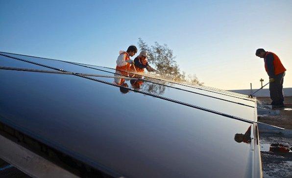 La Plataforma Solar del Desierto de Atacama (PSDA)