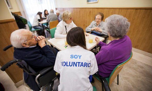 Aumenta el Voluntariado de jóvenes en España