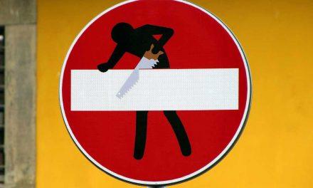 Convierte las señales de tráfico en obras de arte