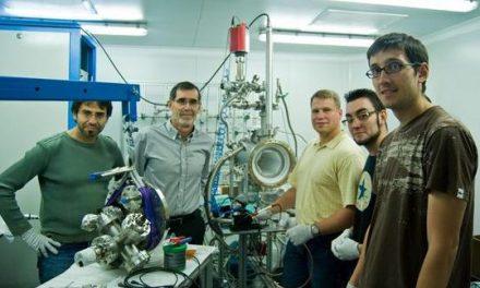 El experimento NEXT se prepara para su instalación en el Laboratorio Subterráneo de Canfranc