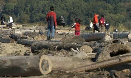 60.000 voluntarios limpiando las playas de Canadá