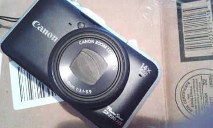 La cámara que se perdió en Portugal y volvió a España desde Estados Unidos