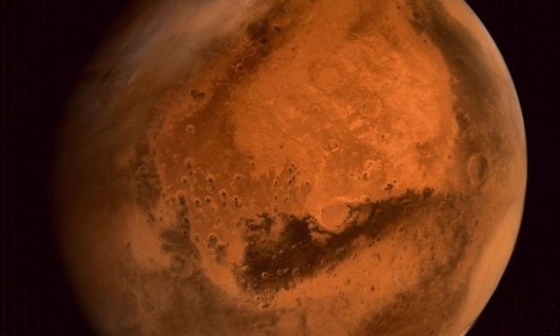 Recibidas las primeras fotos del satélite Indio enviado a Marte