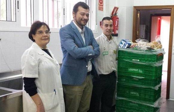 Mercadona colabora con el comedor de la Casa de Acogida Madre del Redentor de Córdoba