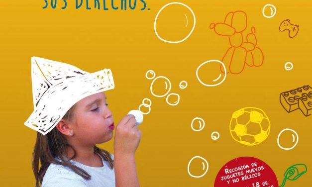 CORREOS recoge Juguetes en las 421 oficinas de Andalucía en colaboración con Cruz Roja