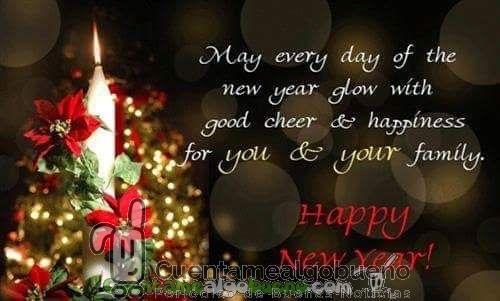 ¡Feliz Año de Buenas Noticias!