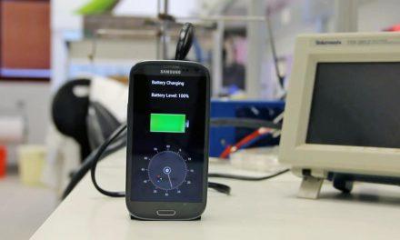 Un nuevo invento permite cargar el móvil en segundos