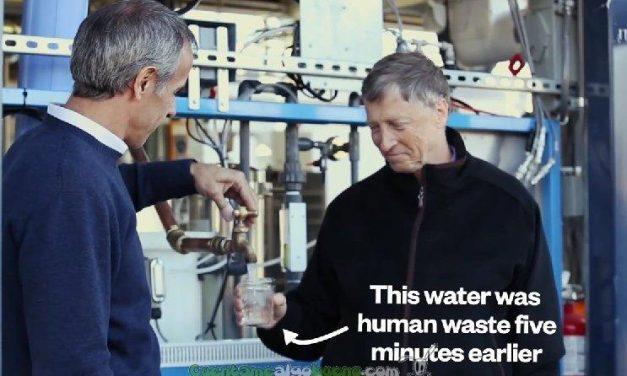 Crean una máquina que convierte los residuos humanos en agua potable y electricidad