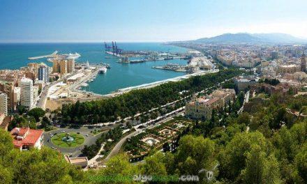 La empresa Urban Clouds medirá la contaminación atmosférica de Málaga usando carros de reparto de Correos