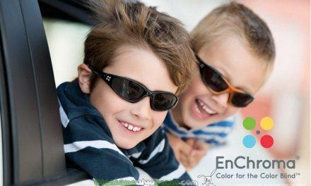 Crean unas gafas que permiten que los daltónicos distinguan los colores