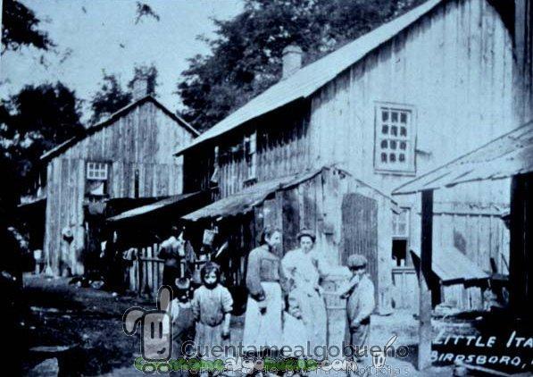 La nueva ciudad de Roseto en Estados Unidos fue fundada por italianos que siguieron con sus mismas costumbres familiares.
