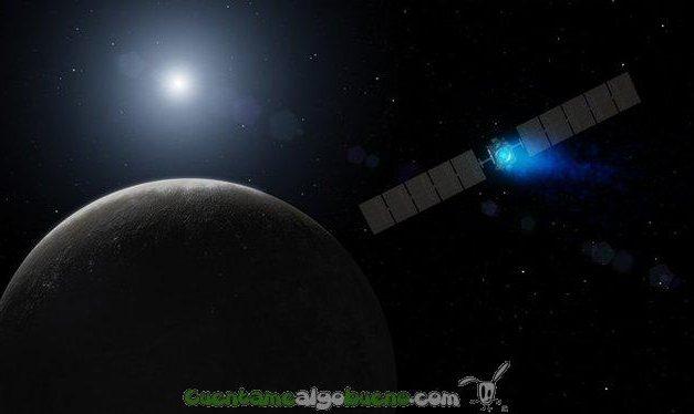 La nave Dawn llega al planeta enano Ceres tras 7 años de viaje