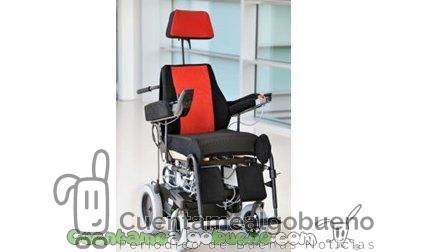 Inventan un sistema para sillas de ruedas que evita la formación de úlceras por presión