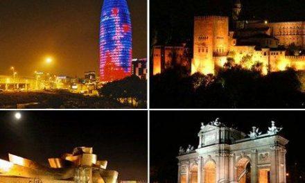 125 ciudades españolas han confirmado su apoyo a La Hora del Planeta