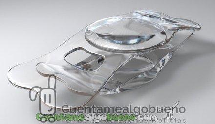 La nueva lente iolAMD basada en tecnología espacial.