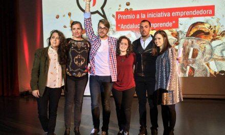 La agencia junior de publicidad albañomaría gana el Premio Andalucía Emprende