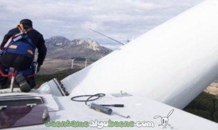 Un proyecto europeo optimizará el mantenimiento de los parques eólicos