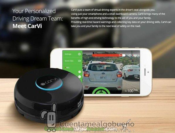 Crean un dispositivo que monitoriza al conductor para prevenir accidentes de circulación