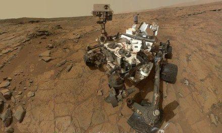 Curiosity encuentra nitrógeno en el suelo de Marte