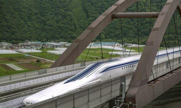 Maglev – El tren de levitación magnética más rápido del mundo