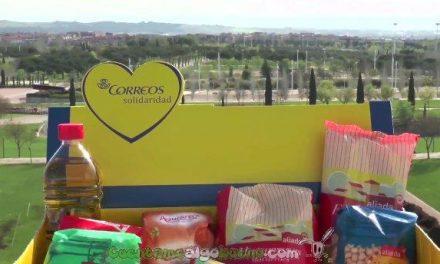 Hoy es el último día de recogida de alimentos en oficinas de Correos