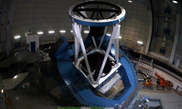 El instrumento 'CARMENES' buscará planetas como la Tierra desde un observatorio de Almería