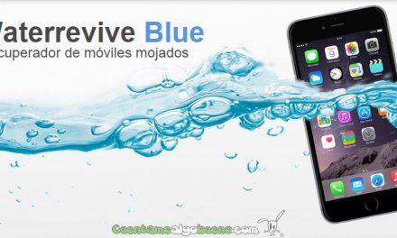Dos jóvenes españoles crean un producto que recupera los móviles mojados