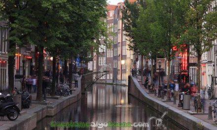 Crearán un puente sobre el Canal de Amsterdam con tecnología de Impresión 3D