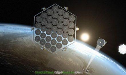 Japón plantea la captación de energía espacial solar