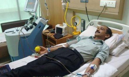 El hombre que voló cerca de 2000 Km para donar las células madre que salvaron a una niña de 7 años