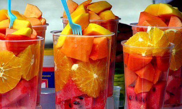 ¡En verano, come sano!