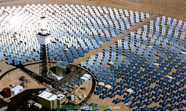 China comienza la construcción de su mayor planta de energía solar