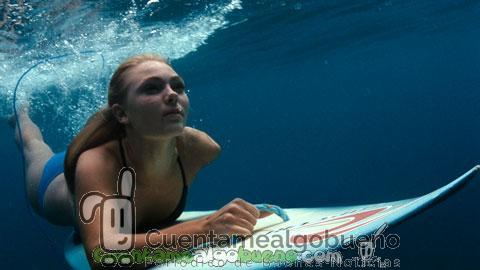De alma surfera, de alma luchadora