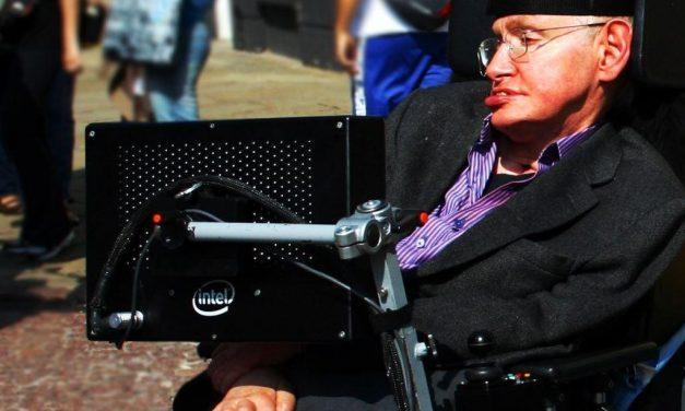 Intel libera el sistema de habla de Stephen Hawking