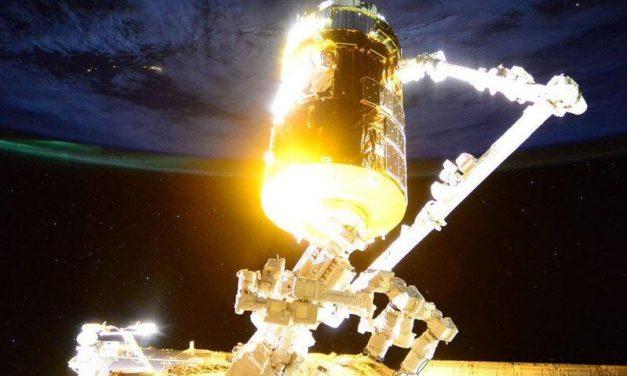 Un nanosatélite gallego llega a la Estación Espacial Internacional