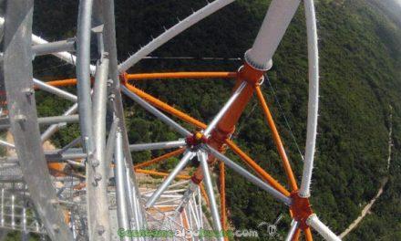 Atto, una alta torre de observación ambiental