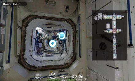 Tour Virtual por la Estación Espacial Internacional