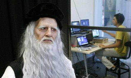 Vuelve el genio Leonardo da Vinci
