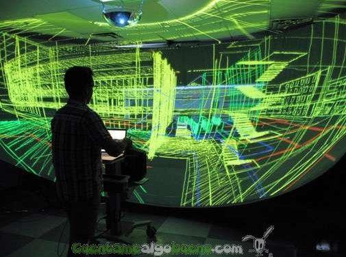 Desarrollan un cursor para interactuar con el ordenador en 3D